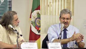 Marenco preside reunião com representantes de PE e BA para discutir políticas públicas para cultura
