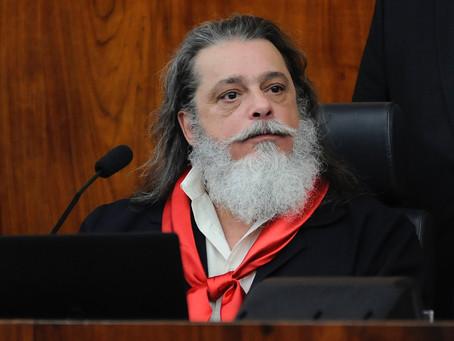 Marenco encaminha moção de apoio à Lei de Emergência Cultural ao Senado Federal