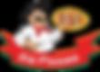 Logo Bá Pizzas