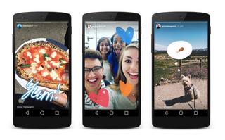 Instagram lança Stories: post se apagam em 24h