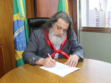 Luiz Marenco apresenta projetos de lei com medidas relacionadas ao coronavírus