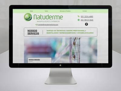natudermefarma.com