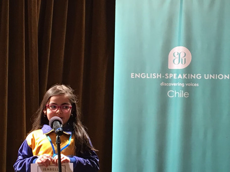 2017 ESU Chile Santiago Spelling Bee