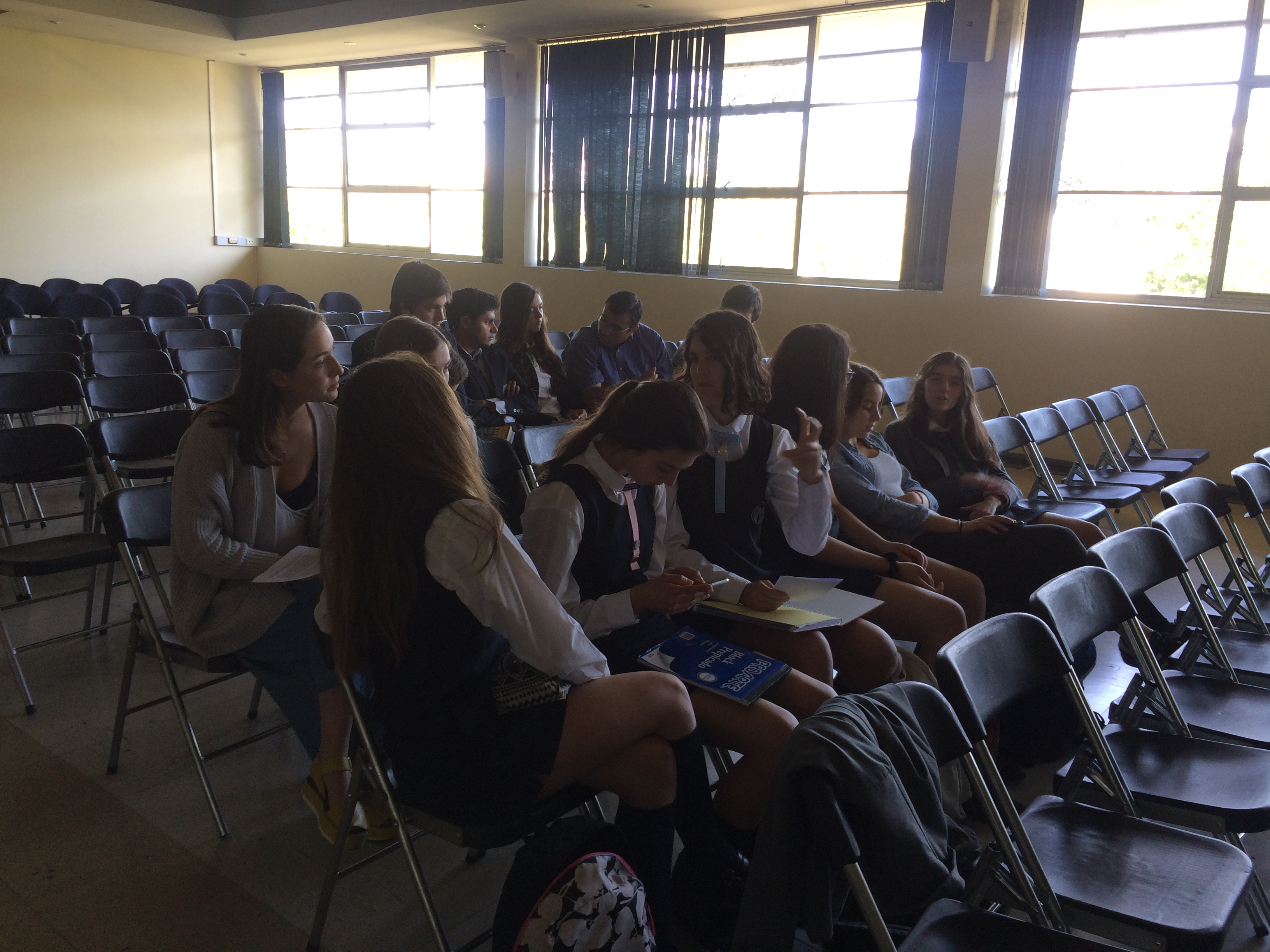 Debating Tournament for Schools