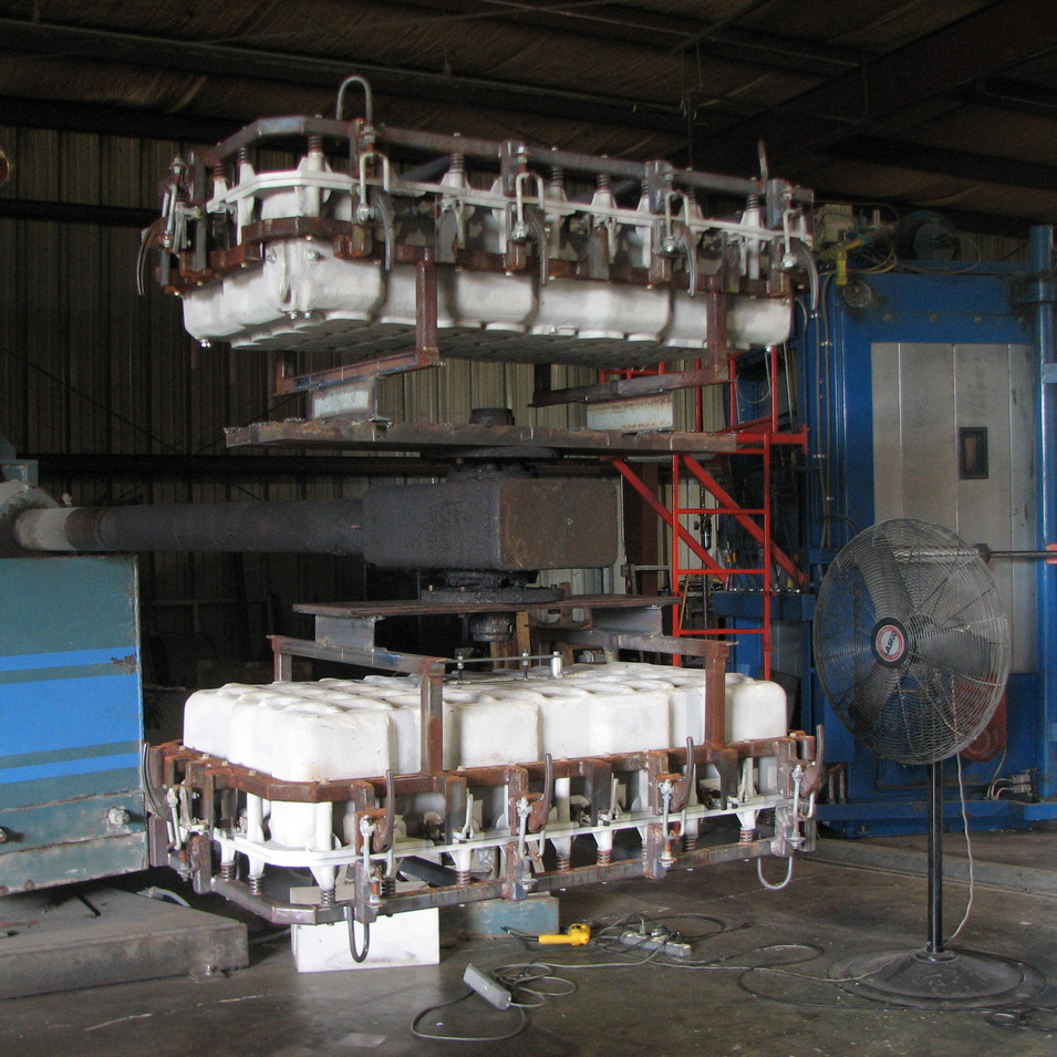 Rotational Molding Apparatus