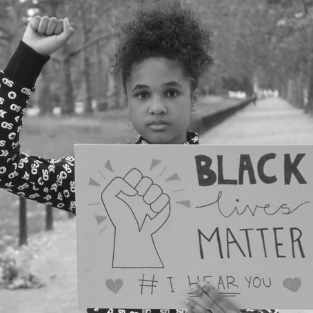 BLACK. LIVES. MATTER.