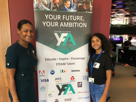 YFYA UK 2019! Your Future, Your Ambition 2019