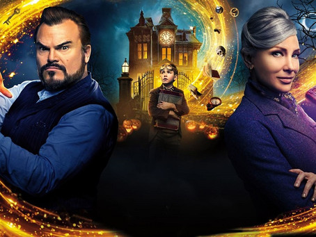 House With a Clock World Premiere!