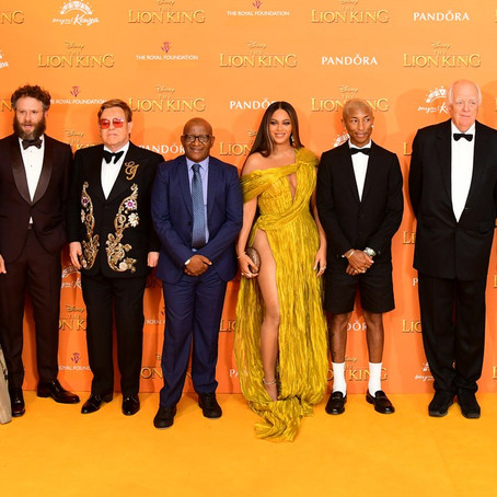 The Lion King European Premiere!