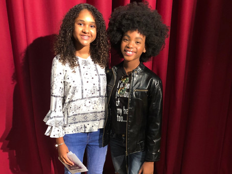 World Afro Day 2019    The Big Hair Assembly!