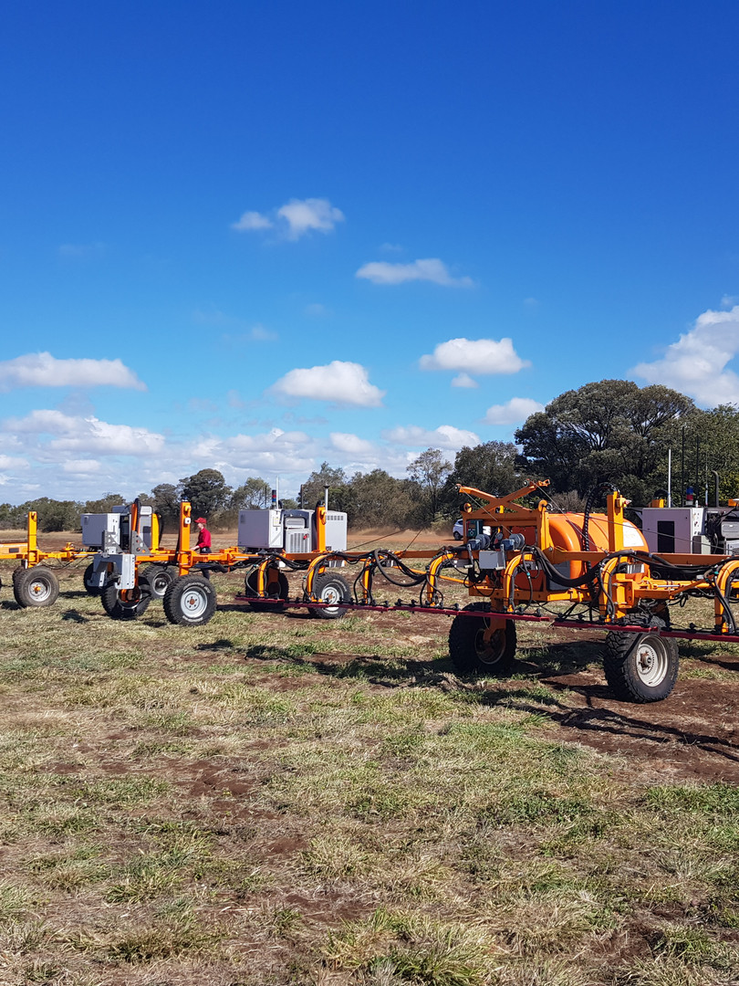 Swarm Farm robots