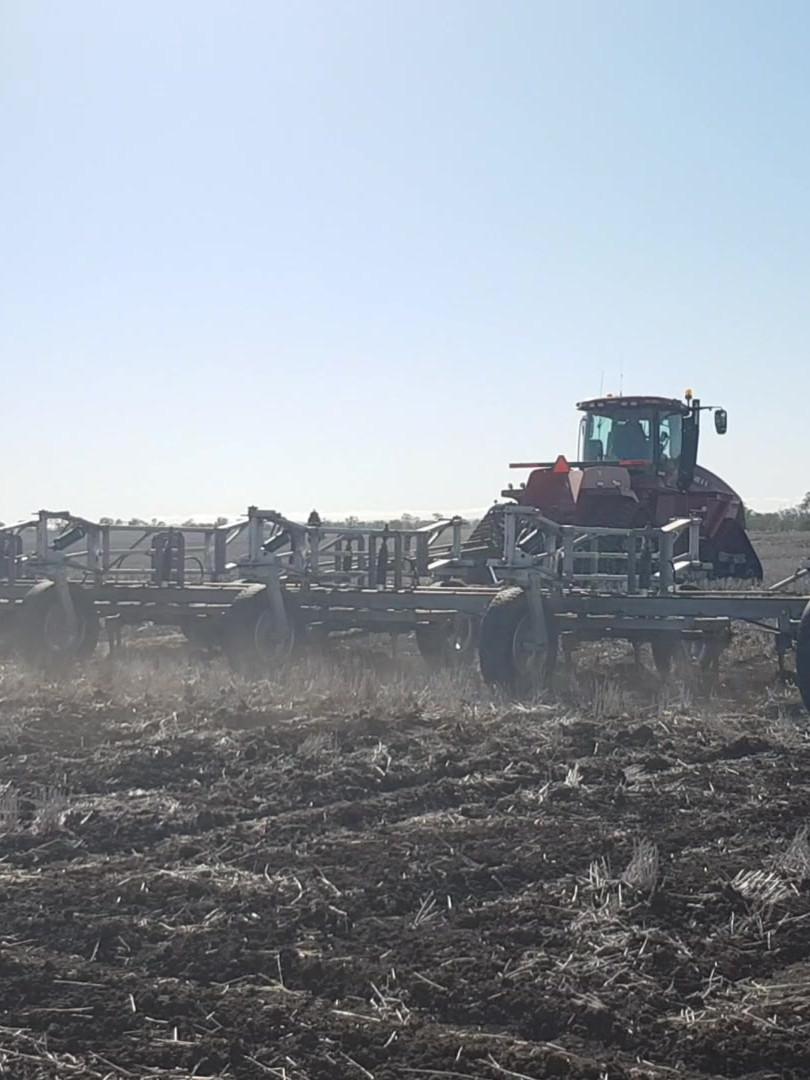 70ft blade plow Don Sampson