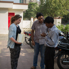 Context research India