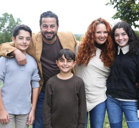 THE SCHEIER FAMILY