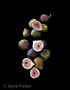 Still Life With Figs I