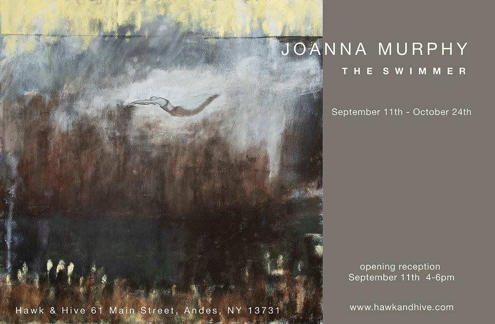 Joanna Murphy at Hawk & Hive