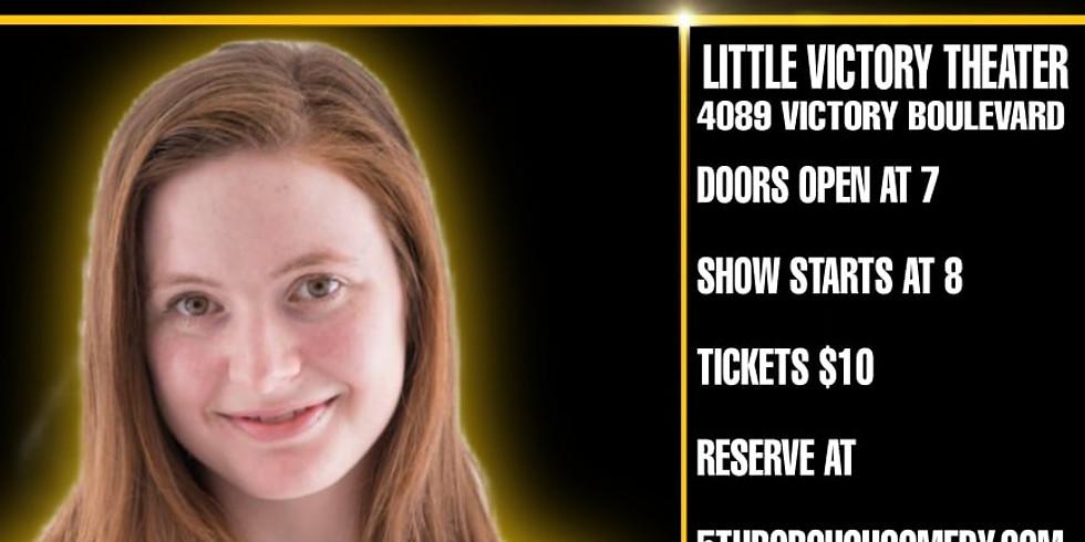 5th Borough Comedy Festival - Maddy Smith at The Little Victory Theatre