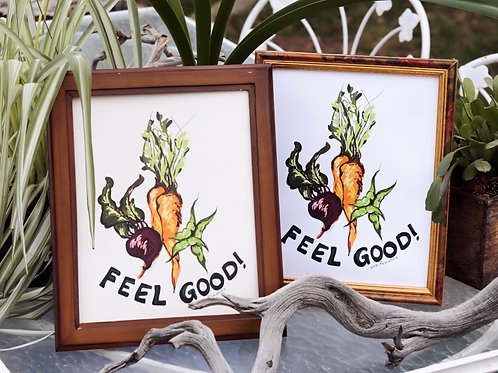 feel good prints!