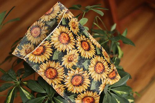 BEES WAX SACKS//sunflower