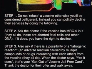How to Legally Decline A Vaccine