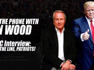 Trump To Be Sworn In 19th President of Restored Republic! NCSWIC! Must See Latest Lin Wood Interview