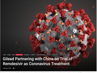 Gates & Soros Partner with China on raCoon Virus Drug