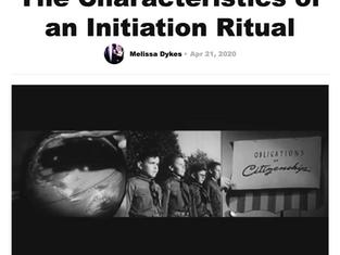 The Cov!d Mask Ritual