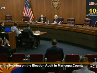 7/15/2021 - Senate Hearing on the Election Audit in Maricopa County AZ