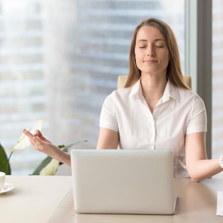 Mindfulness op je werk - 6 tips