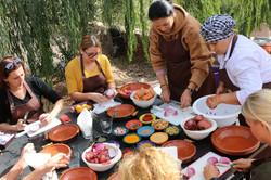 Herbronningsweek Marokko kookworkshop