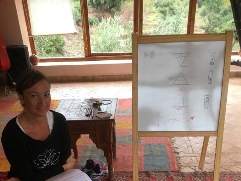 Herbronningsweek Marokko flow workshop