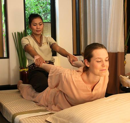 Thai yoga massage, ervaar diepe ontspanning