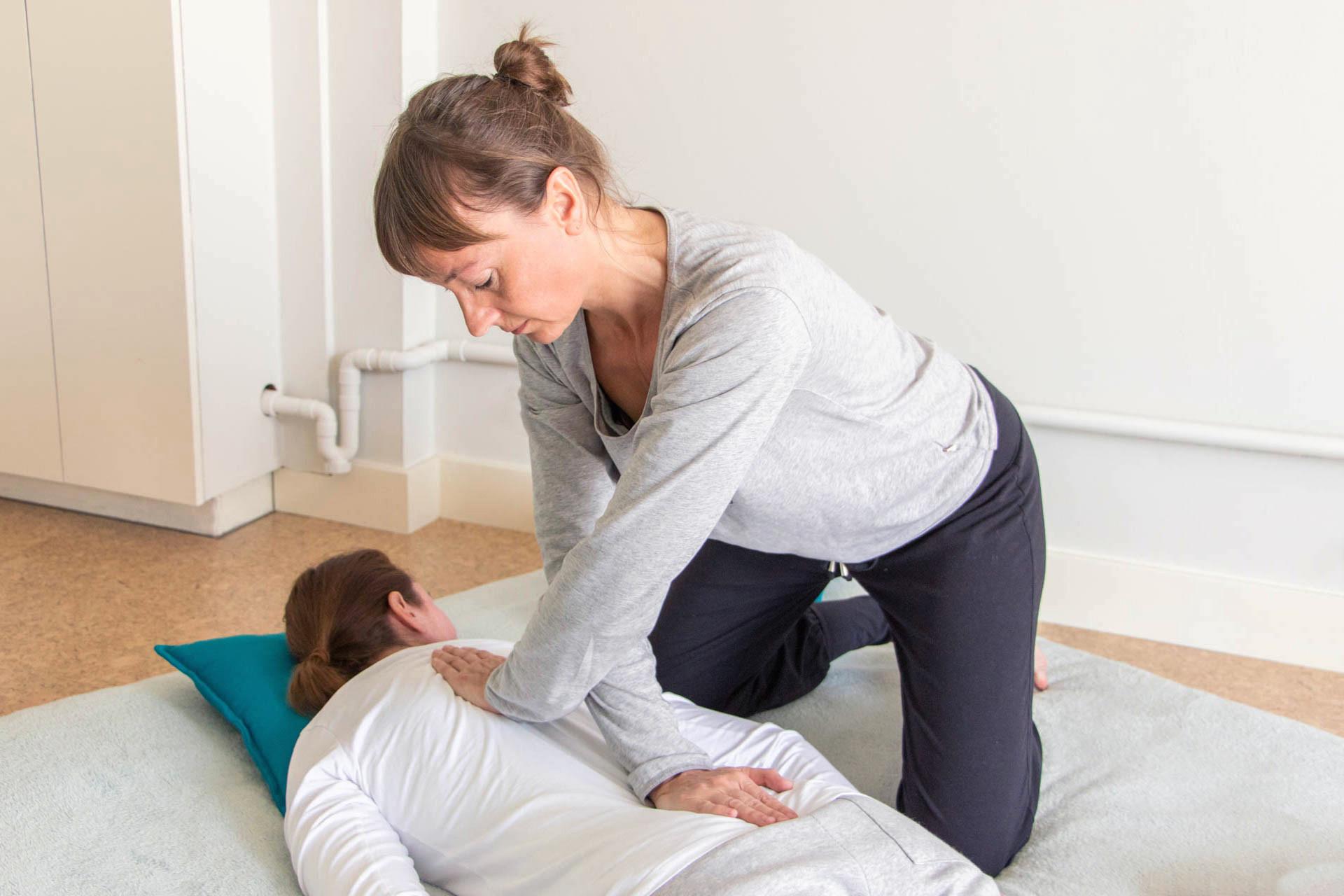 Thaise massage 60 min.