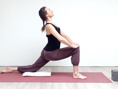 Yoga om Anterior Pelvic Tilt (APT) te corrigeren