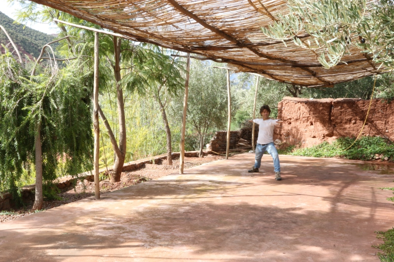 Herbronningsweek Marokko-yoga