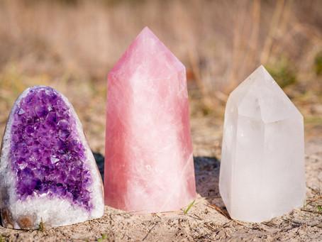 Dit is wat de Gouden Driehoek van Kristallen zo krachtig maakt