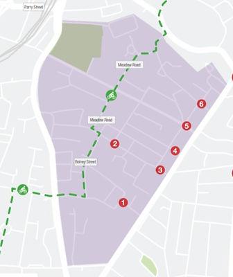 oval ltn map