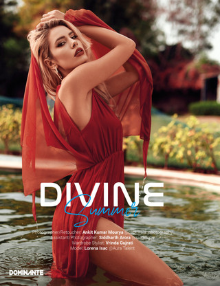 DOMINANTE French Mag Main ISSUE Vol 04 A