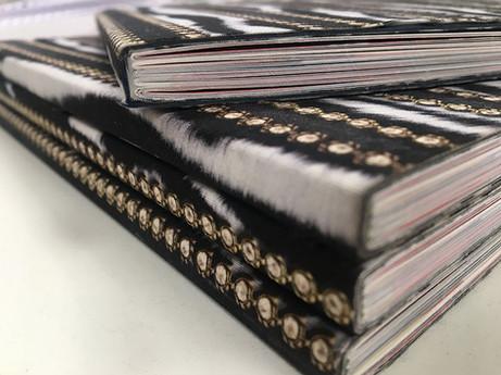 Textile brochure