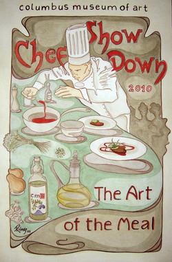 CMA Chef Showdown Brocure Cover RL