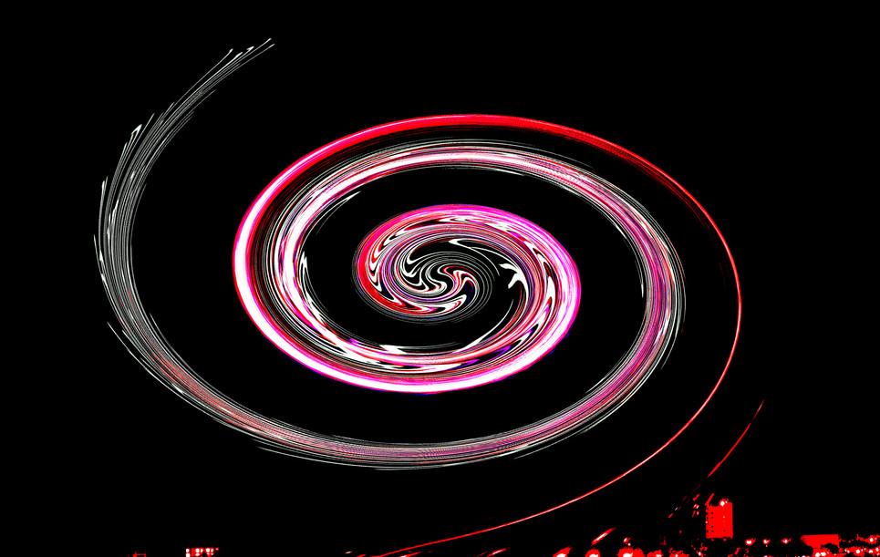 Swirling Wonder