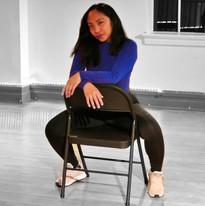 Analynne in Studio 3