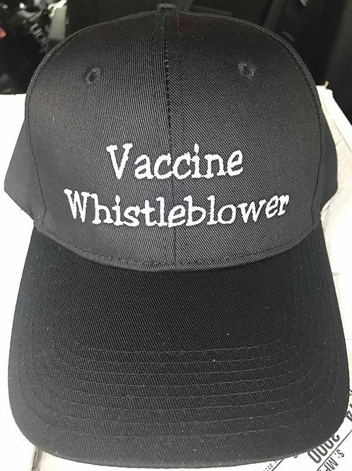 Vaccine Whistleblower Hat