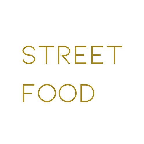 Street Food Christmas Eve