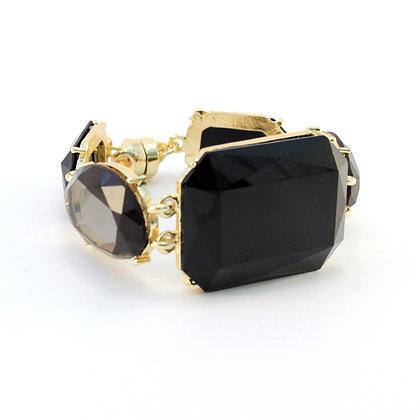 The Onyx Gem Bracelet