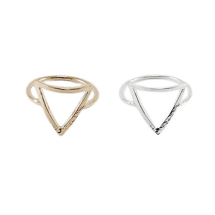 The Essential Triangle Ring