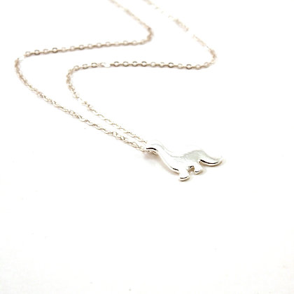 The Dino Charm Necklace