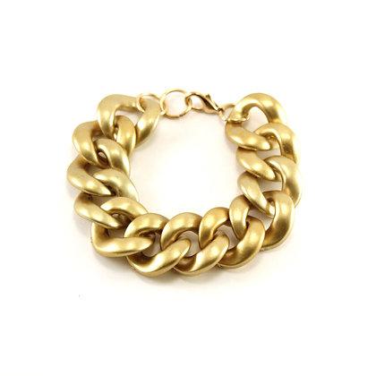 The Matte Gold Midas Bracelet