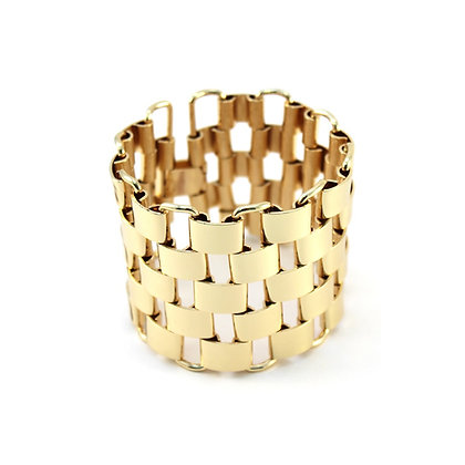 The Gold Brick Bracelet