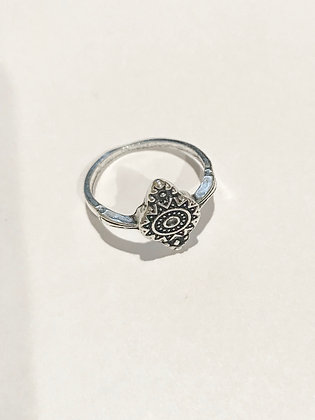Diamond Detail Ring